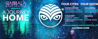 Canada's Shambhala Music Festival Releases Teaser Video for 18th Annual Event
