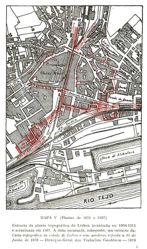 rua da palma lisboa mapa RUAS DE LISBOA ALGUMA HISTÓRIA: RUAS DE LISBOA DATAS [ III ] rua da palma lisboa mapa