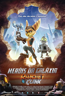 Heróis da Galáxia: Ratchet and Clank