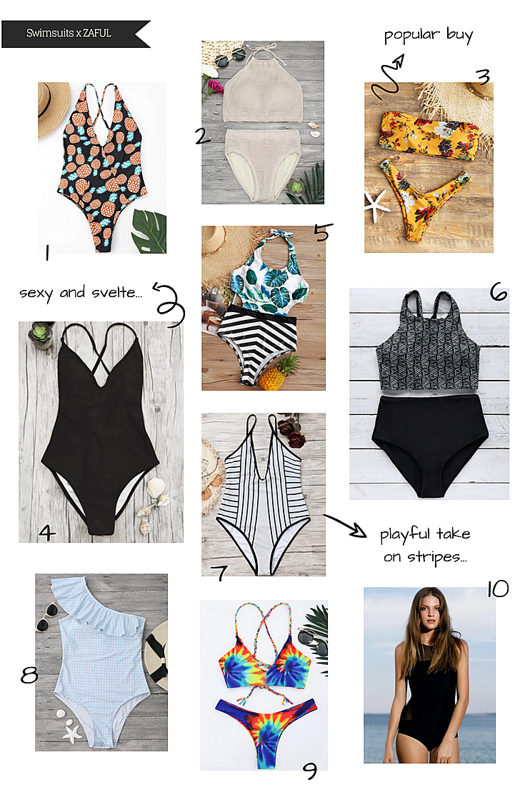 349bff76a A Glad Diary: Swimwear x Zaful