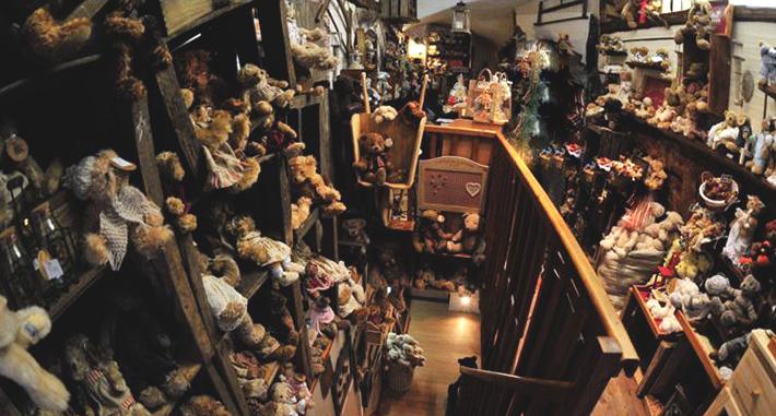 Viagem na Europa: coisas que você vai amar fazer na França - Lojinhas especializadas, ursinhos de pelúcia