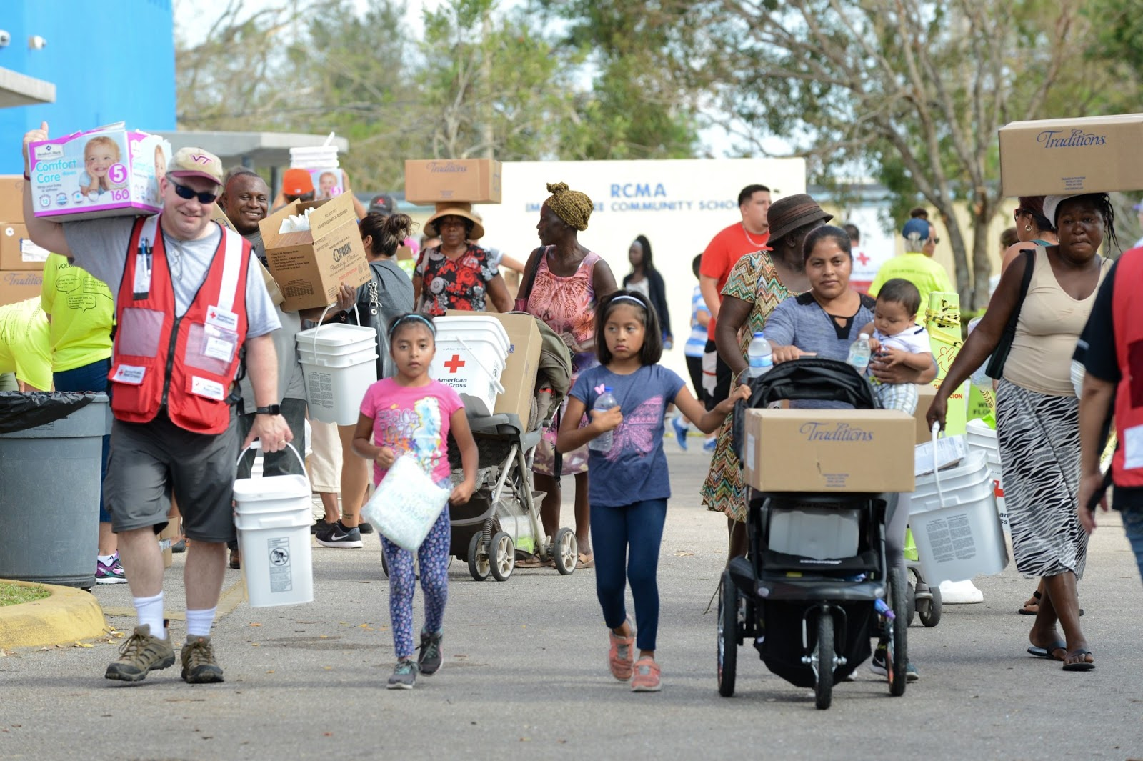 the mission of the american red cross is powered by volunteers and the generosity of donors the oil and gas industry in colorado and across the country has