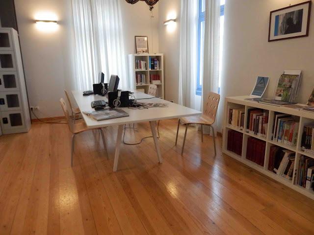 Σχολικό πρόγραμμα της Ψηφιακής Βιβλιοθήκης του Κέντρου Ελληνικών Σπουδών του Harvard στο Ναύπλιο
