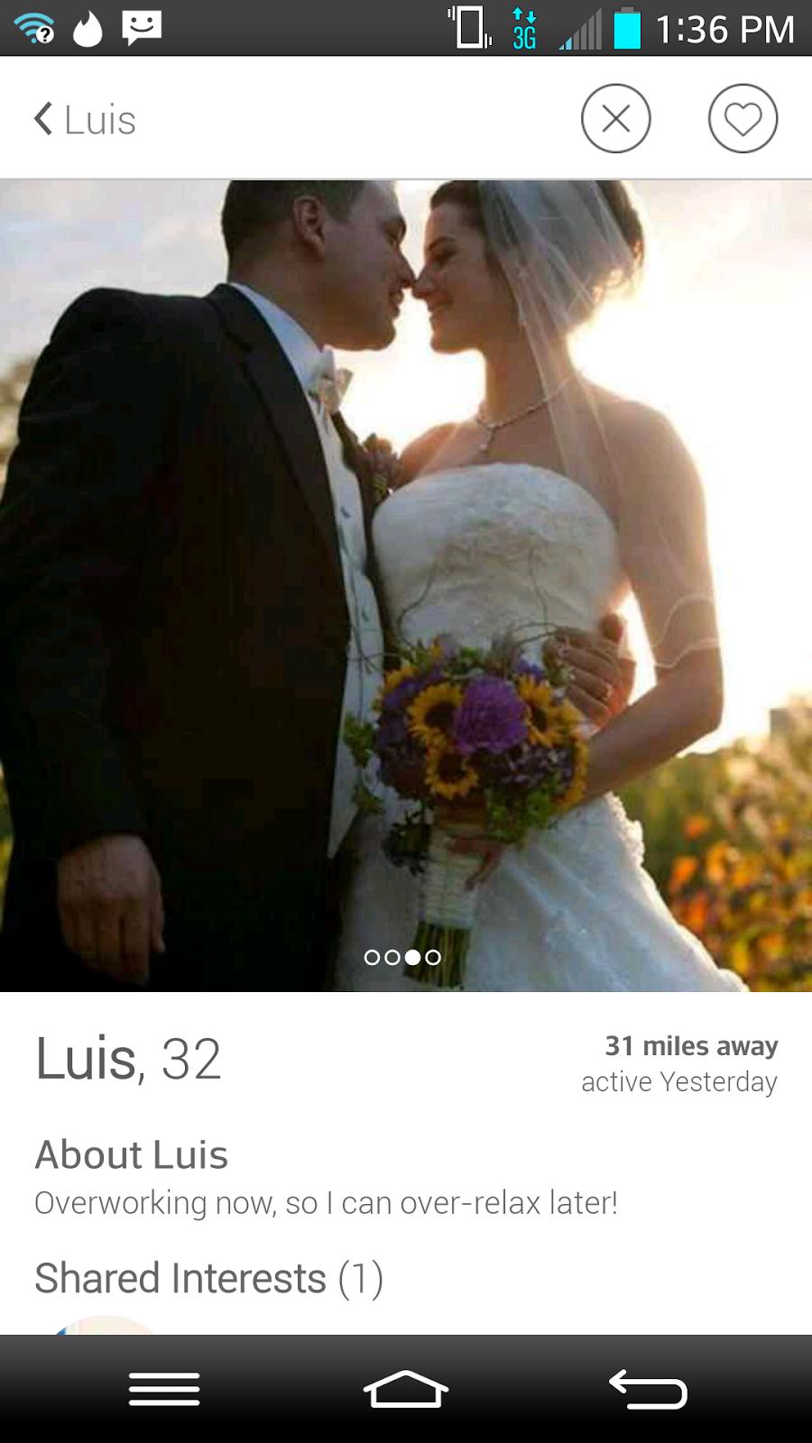 online dating stalker