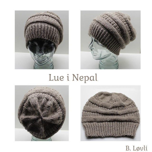 Lue strikket i nepal