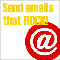 send emails that rock, sending an email to a hiring manager, following up after an interview by email,