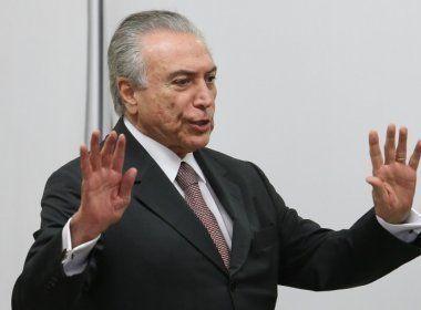 Considerado um dos piores governo da historia, Temer é reprovado por 94% dos brasileiros;