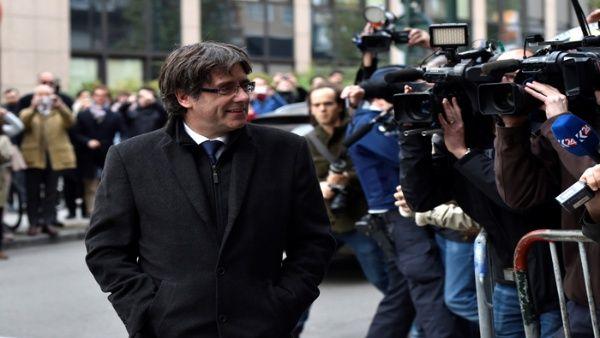Puigdemont: Las elecciones son un reto democrático que vamos a aceptar