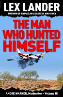 The Man Who Hunted Himself cover