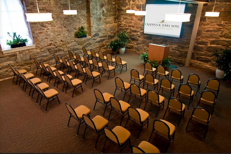 Craddock Terry Hotel Wedding Venues