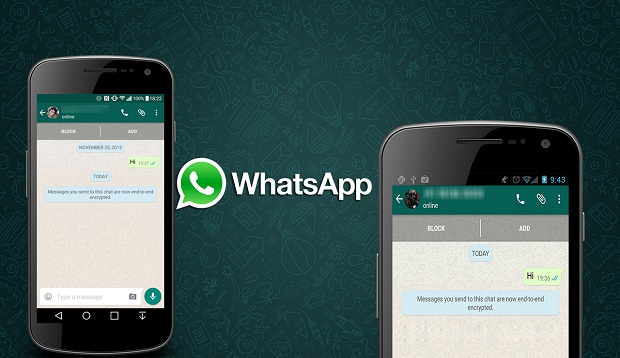 end-to-end encryption whatsapp