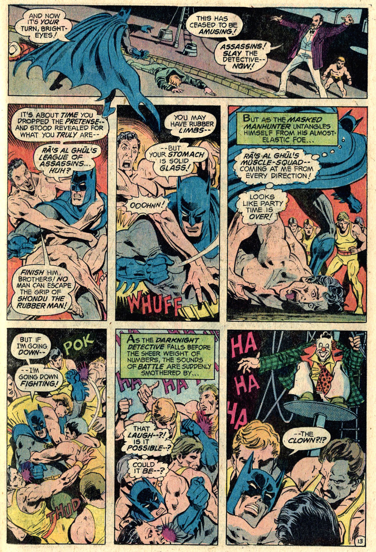 Detective Comics (1937) 448 Page 23