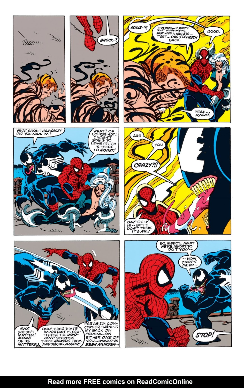 Read online Spider-Man: Maximum Carnage comic -  Issue # TPB (Part 2) - 1