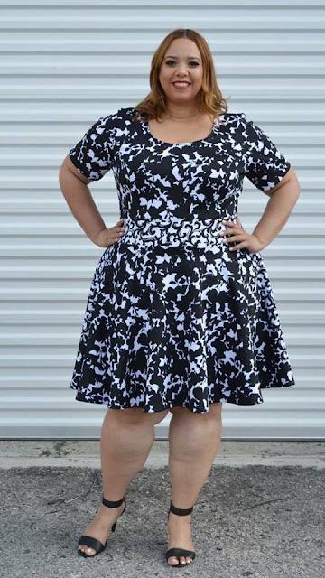 Estrella Fashion Report-Plus Size Blogger- Fashion Blogger-Farrah
