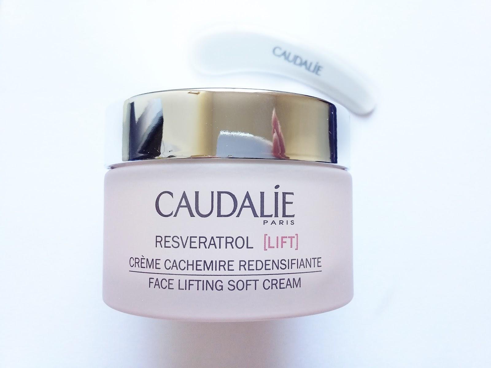 Resveratrol topical facial cream