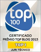 Vencedor do Premio Top Blog