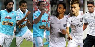 Sporting Cristal enfrenta a Santos FC en Copa Libertadores