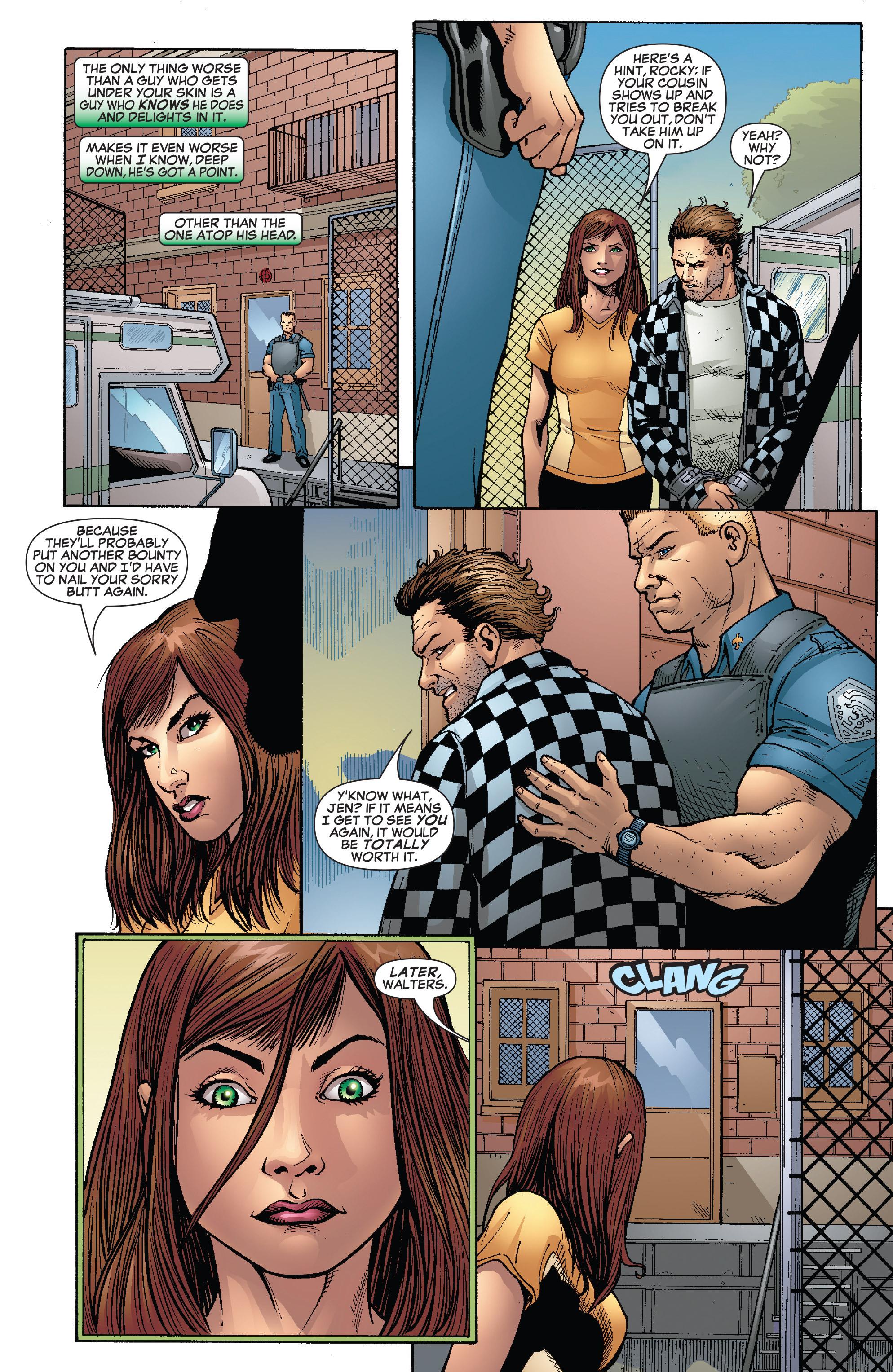Read online She-Hulk (2005) comic -  Issue #24 - 4