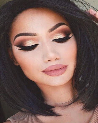 Elegant evening makeup that you have to try