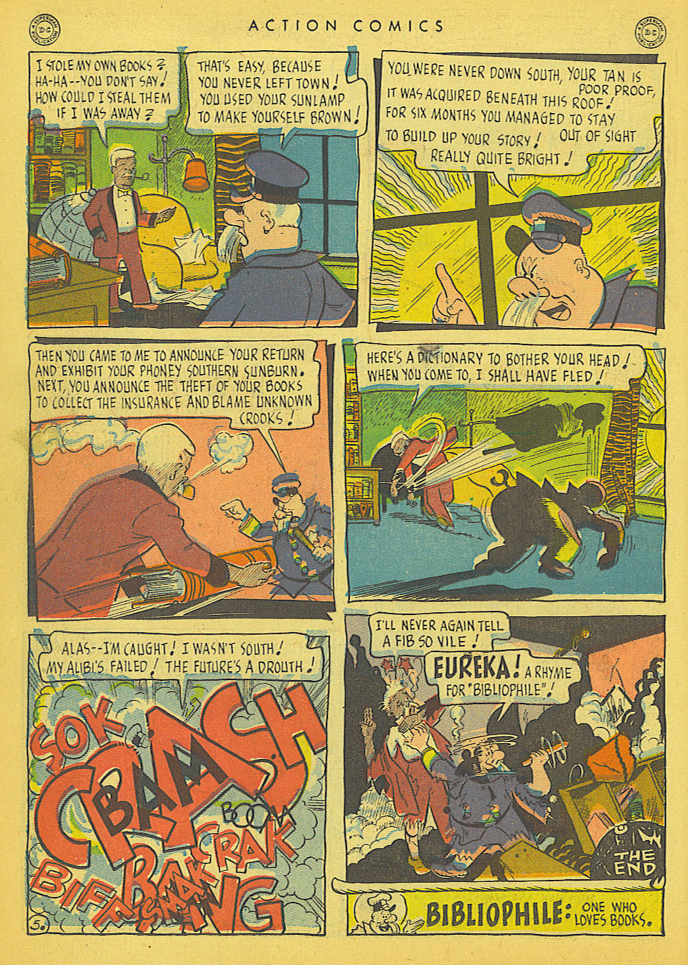 Read online Action Comics (1938) comic -  Issue #91 - 20