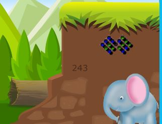 GamesClicker Tricksy Elephant Adventure Walkthrough