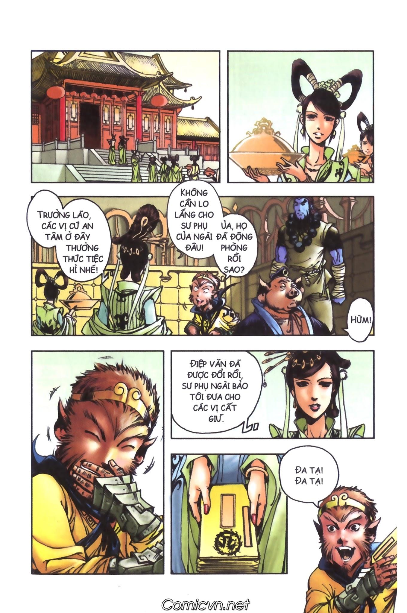 Tây Du Ký màu - Chapter 98 - Pic 29