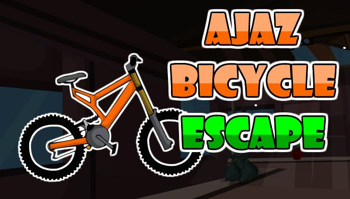 AjazGames Bicycle Escape