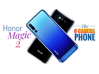 Image result for honor magic 2 smartphone