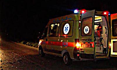 ΝΕΑ ΓΙΑΝΝΕΝΑ ΚΑΙ ΗΠΕΙΡΟ,ΠΡΕΒΕΖΑ, ΑΡΤΑ,ΗΓΟΥΜΕΝΙΤΣΑ: ΠΡΕΒΕΖΑ-Νεκρός 53χρονος σε τροχαίο