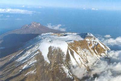 10 Gunung Api Tertinggi di Dunia