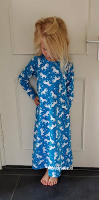 pyjama eenhoorn swafing