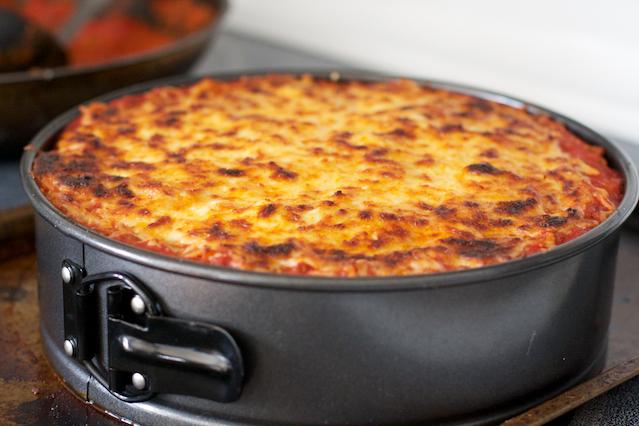 Rigatoni Pasta Pie Idees And Solutions
