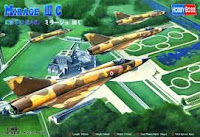HobbyBoss Mirage IIIC 1/48.