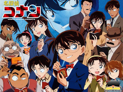 NEXT Download Detective Conan Subtitle Indonesia - Full Episode
