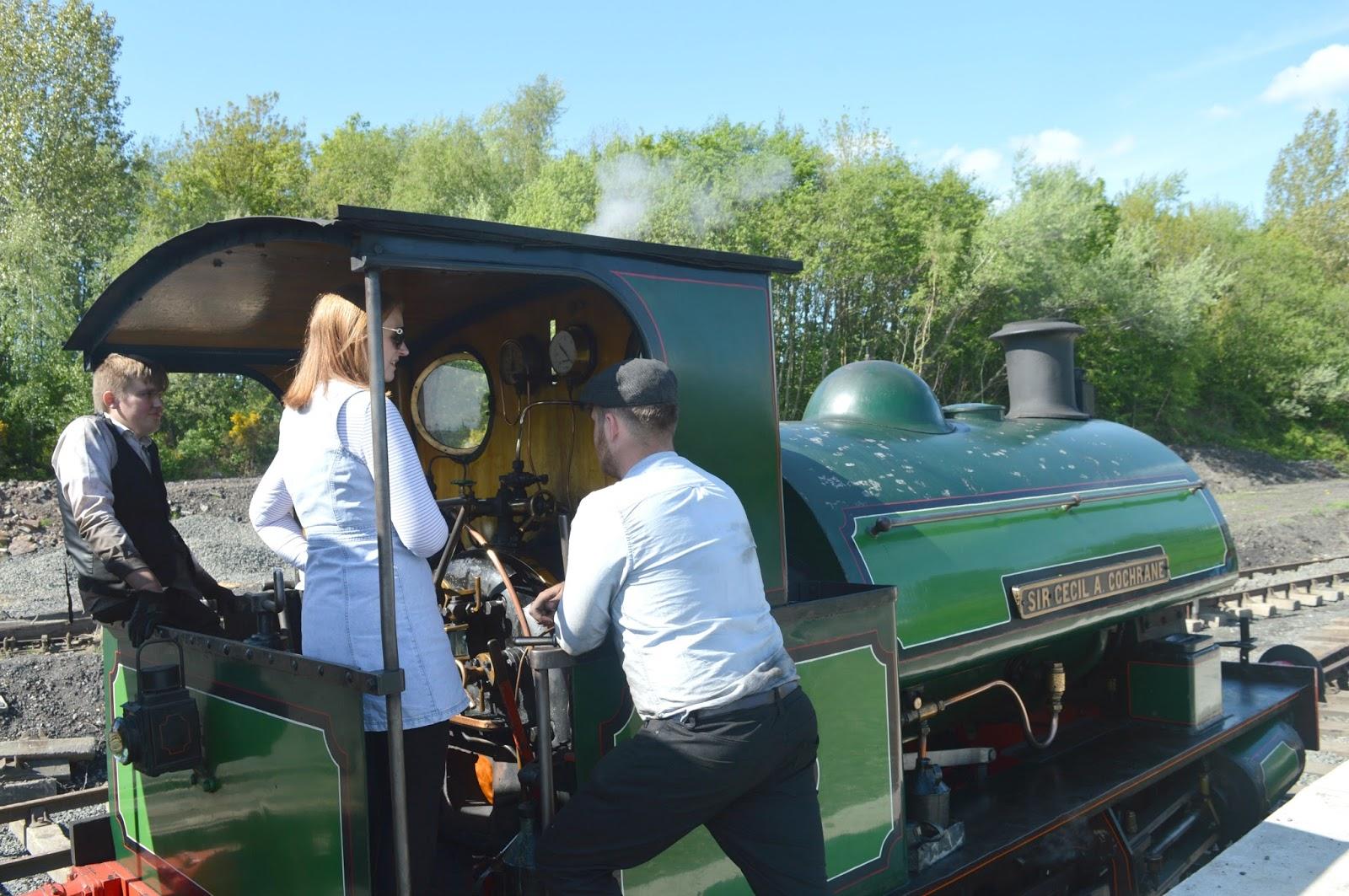 Afternoon Tea Steam Train - Durham