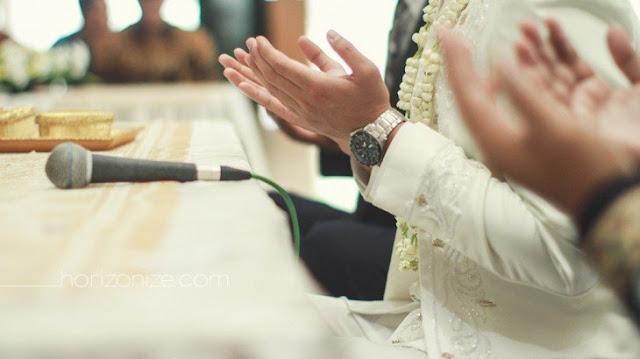 Saat Datangi Pernikahan Jangan Berikan Doa Seperti ini Pada Pengantin Baru