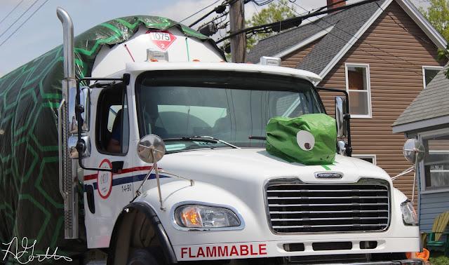 Turtle Truck