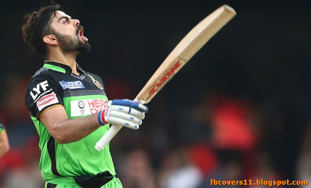 Virat Kohli Royal Challengers Bangalore Facebook Covers