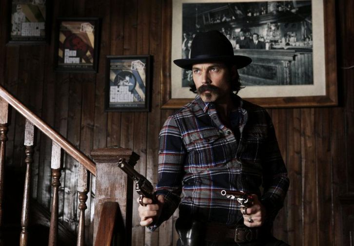 Performers Of The Month - June Winner: Outstanding Actor – Tim Rozon