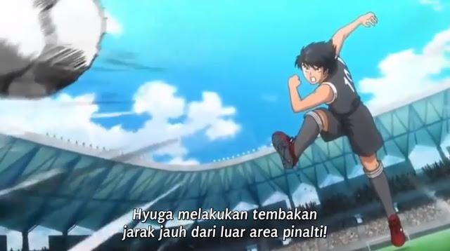 Captain Tsubasa 2018 Episode 24 Subtitle Indonesia