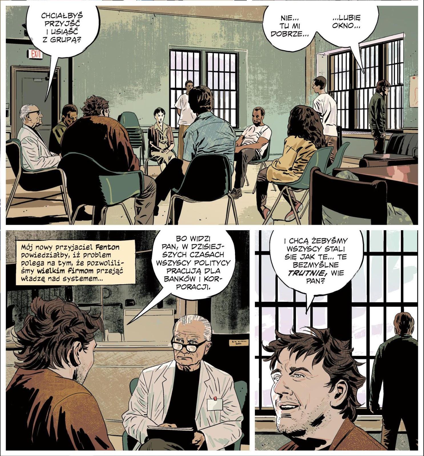 zabij albo zgiń tom 4, komiks, non stop comics, ed brubaker
