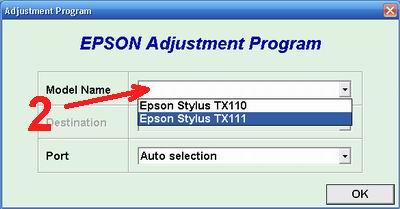 Epson stylus tx111
