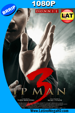 Ip Man 3 (2015) Latino HD 1080P ()