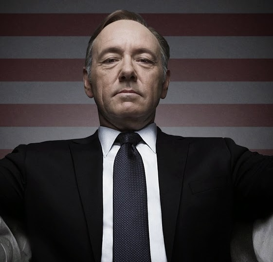 Netflix vaza parte da terceira temporada de House of Cards