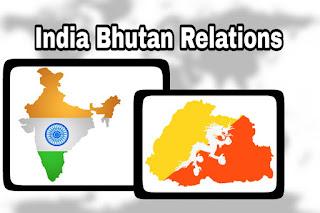 India Bhutan relations