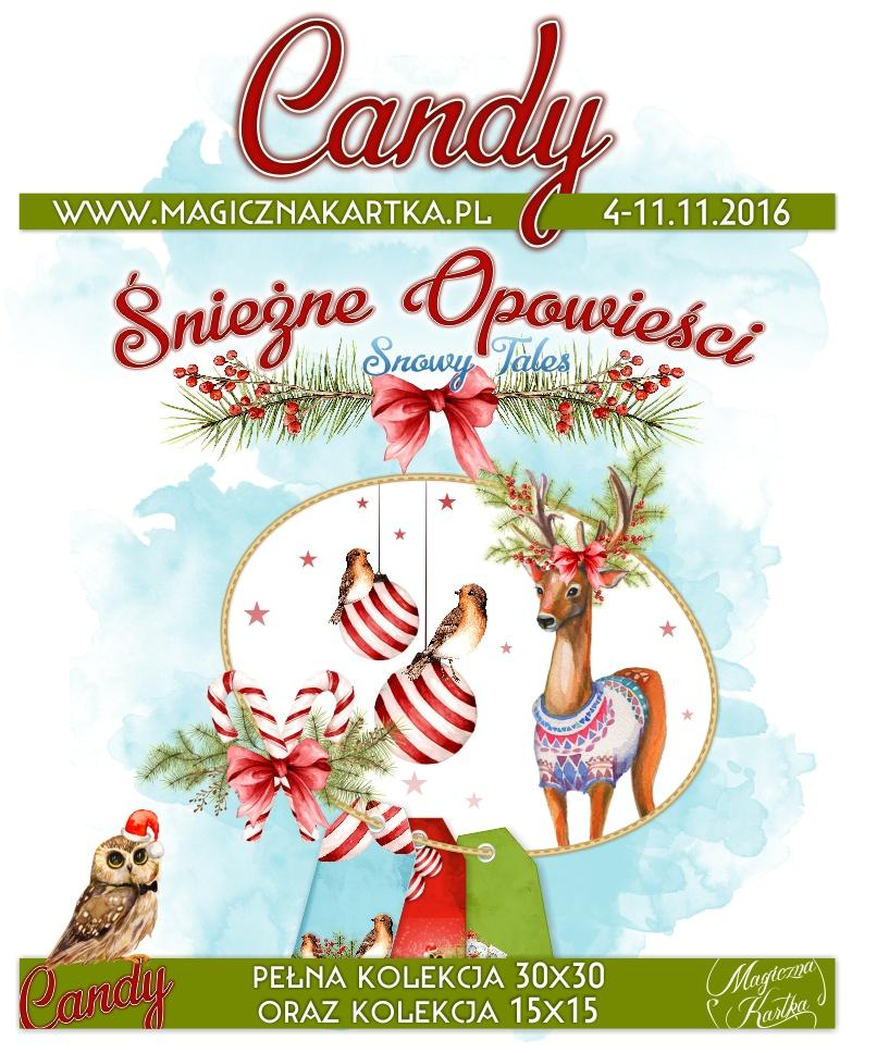 Candy w Magicznej kartce:)