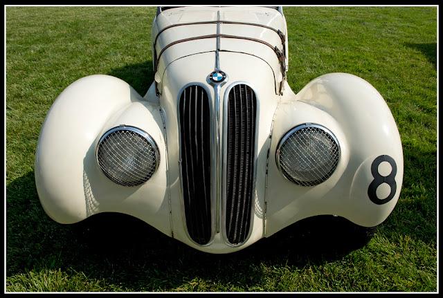 Vintage Cars; Antique Cars; Automobiles; Ault Park; Concours d'Elegance; BMW