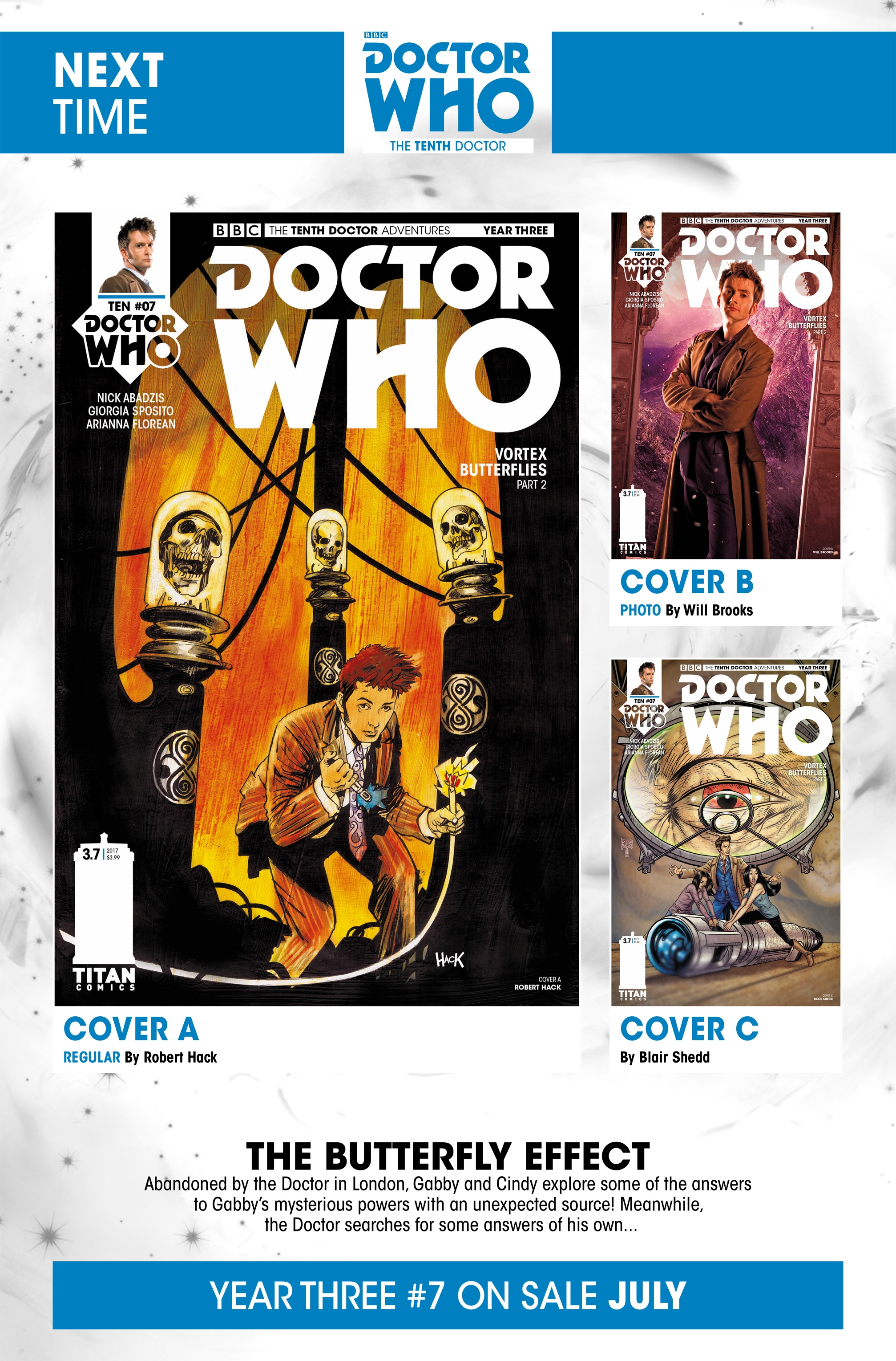Read online Doctor Who: The Tenth Doctor Year Three comic -  Issue #6 - 29