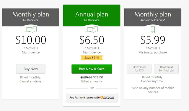 Avira Phantom Vpn Pricing