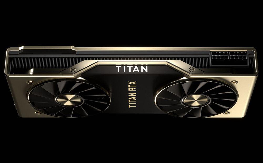 nvidia titan rtx ekran kartı özellikleri